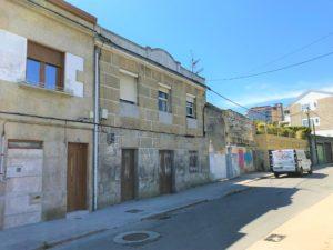 venta casa Salgueira Vigo. Casa con terreno de 600 m