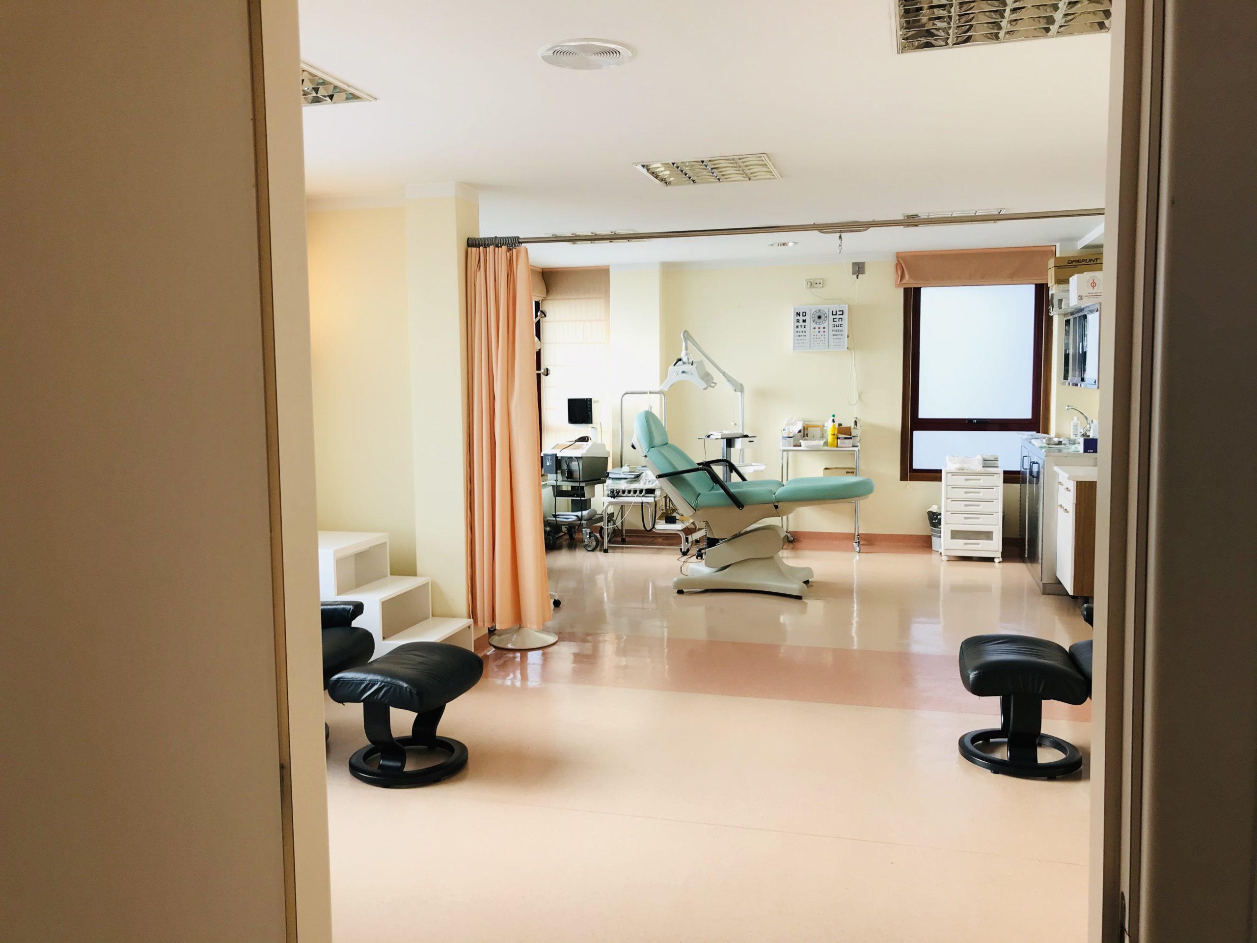 Edificio Exclusivo – Centro médico en Vigo en venta