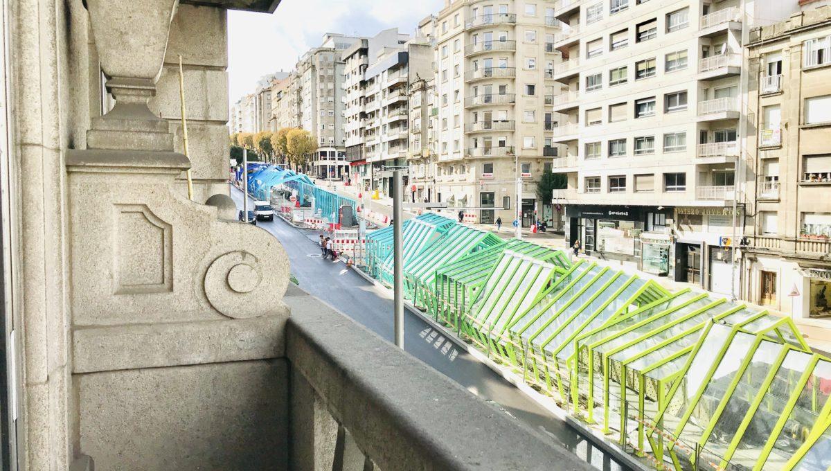 Piso Gran Vía Vigo