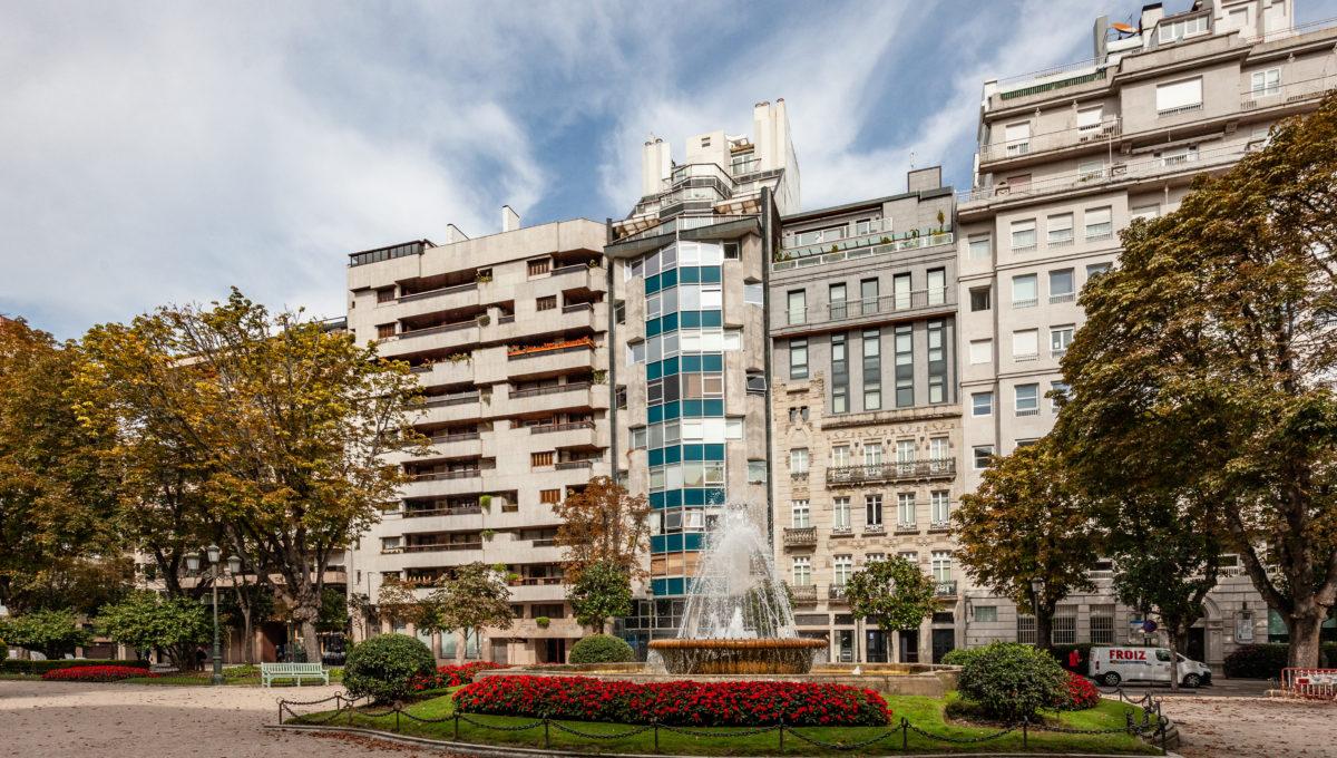 Novavivenda - Piso Plaza Compostela 41