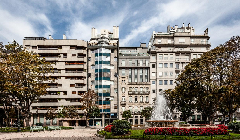 Piso Plaza Compostela 42