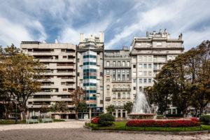 piso Plaza de Compostela en Vigo
